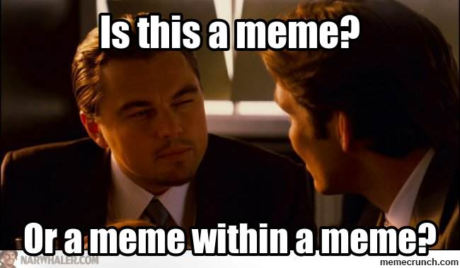 Inception meme